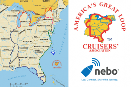 Nebo teams up with America's Great Loop Cruisers' Association
