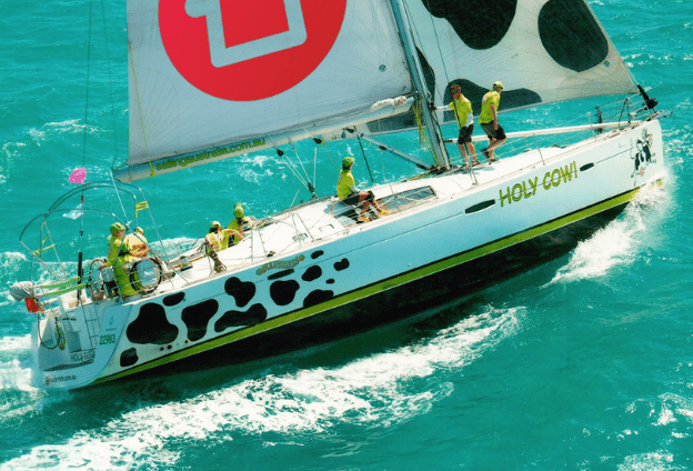 Holy Cow Racing in the Whitsundays
