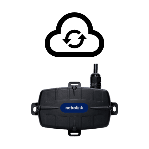 nebolink device with a cloud icon